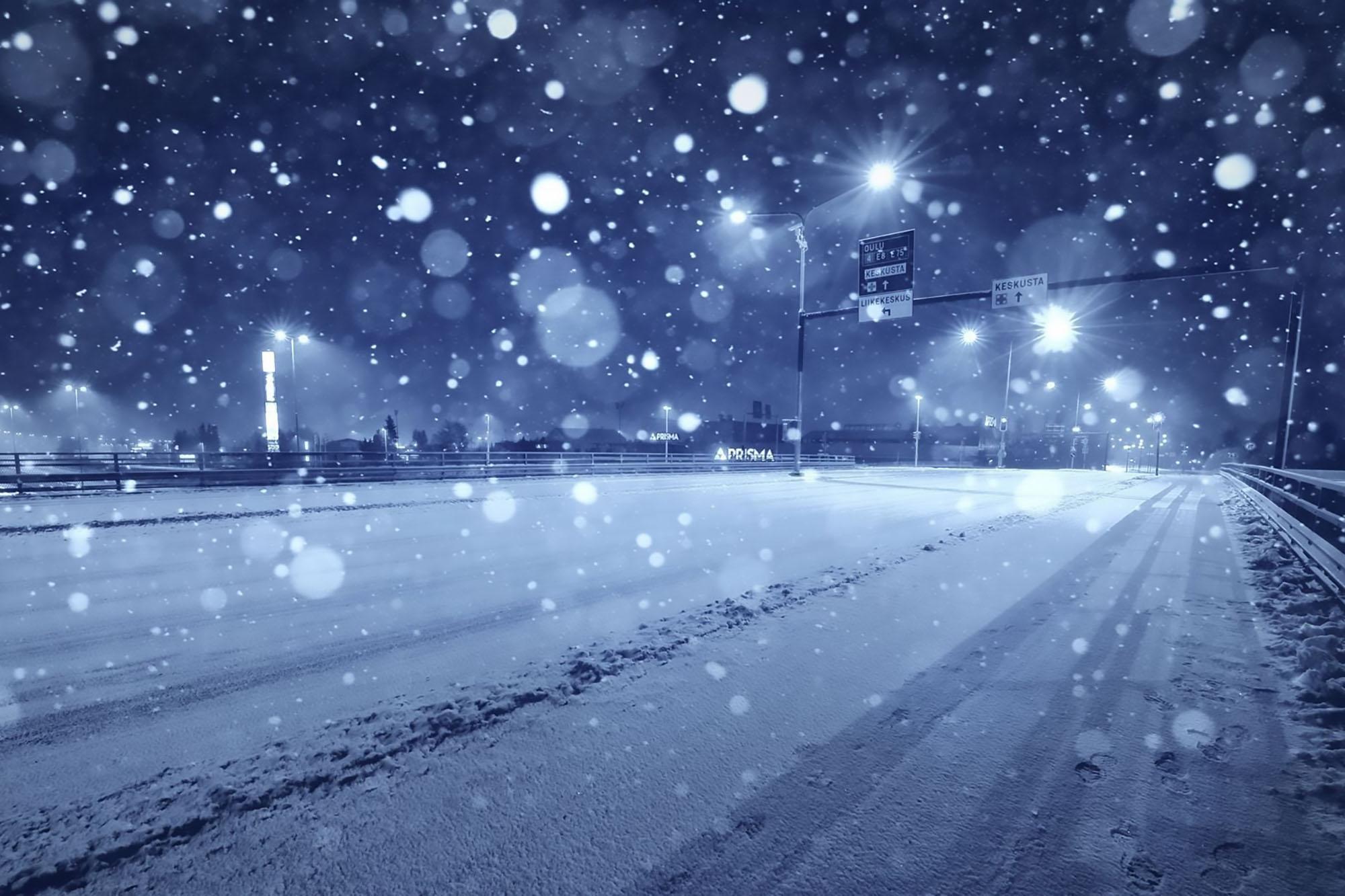 YetiPi Snow Allert